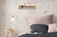 Sign - I love Salzburg