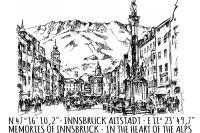 Plaqueta - Innsbruck