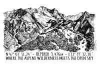 Postcard - Olperer (Set of 5)