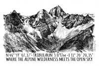 Postcard - Tribulaun (Set of 5)