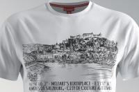 Salzburg Herren Tshirt