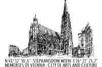 Tafel - Stephansdom