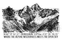 Plate - Tribulaun Tyrol