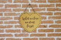 Corazón - What we love