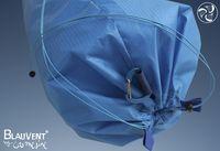 Dry sac size L blue