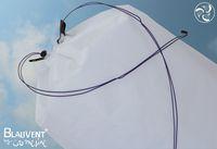 Dry sac size L white