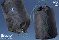 Dry sac size M black