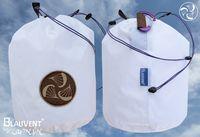 Dry sac size S white