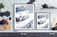 Poster - Olperer Tyrol III