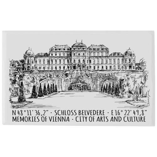 Plate - Belvedere