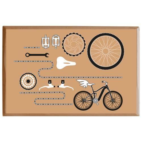 Plate - Bike Parts