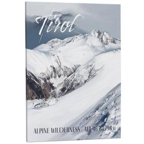 Canvas - Olperer Tyrol III
