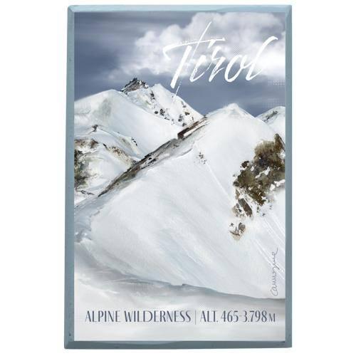Plate - Hohe Warte Tyrol