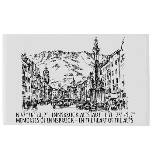 Plate - Innsbruck