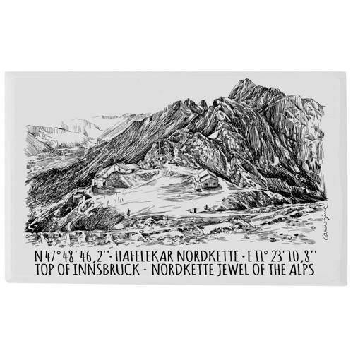 Plaqueta - Nordkette Innsbruck
