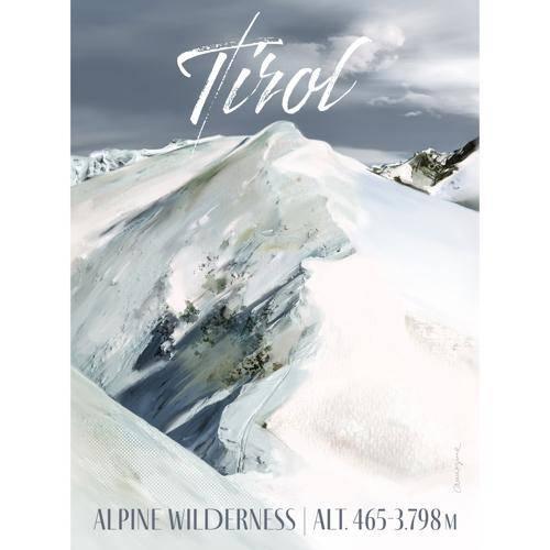 Poster - Vennspitze Tyrol I