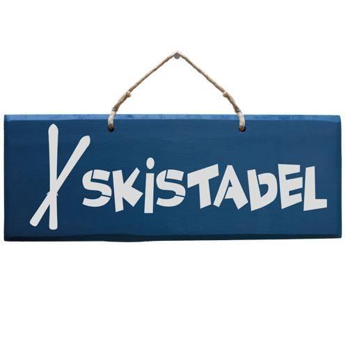 Sign - Skistadel