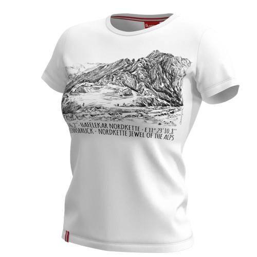 Nordkette Tshirt Woman