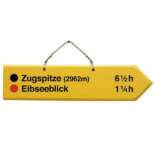 Flecha - Zugspitze