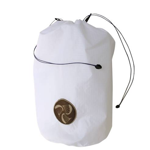 Dry sac size M white