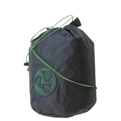 Dry sac size S black